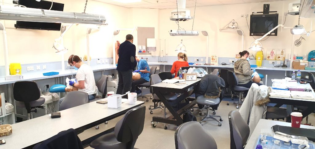 Dental training